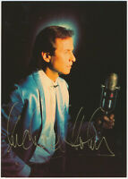 Michael Holm - hand signed Autograph Autogramm  Autogrammkarte original signiert