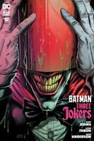 BATMAN THREE JOKERS #1 (OF 3) PREMIUM VAR A RED HOOD DC COMICS NM