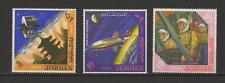 Jordanie 5 timbres non oblitérés 1965 Astronautique /T2850