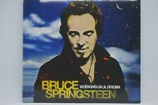 Bruce Springsteen - Working On A Dream   CD Album DIGIPACK (Promo Copy)