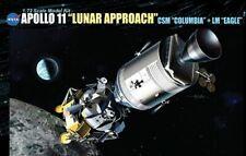 Dragon #11001 1/72 Apollo 11 Lunar Approach - CSM Columbia + LM Eagle