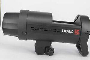 Jinbei HD610 TTL Battery Flash 600ws with HSS - Virtually Mint Condition - Ex...