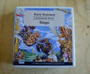 TERRY PRATCHETT: Jingo on 10 CDs - Nigel Planer