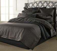 SHERIDAN 1200TC MILLENNIA ANTHRACITE Queen Size Doona | Duvet | Quilt Cover NEW