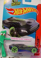 Case P/Q 2014 i Hot Wheels HW40 #157 ❀black/blue; pr5 green❀HW 40❀Thrill Racers