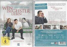 Wen die Geister lieben -- Ricky Gervais, Téa Leoni, Greg Kinnear und Aasif Mandv