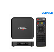 T95m 4k Android 7.1 TV Smart Box IP receptor s905 quad-core Cortex-a53 2g RAM