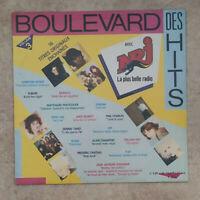 "33T BOULEVARD DES HITS Vol.3 NRJ inyle LP 12"" EUROPE -BANGLES -GOLDMAN -CBS 321"