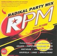 Rpm: Radikal Party Mix by Various Artists, CD (2003 Radikal Records) mpc5