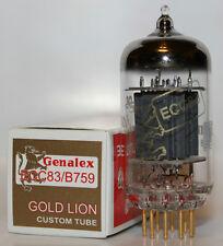 Genalex Gold Lion 12AX7/ECC83/B759 tubes, Brand New !