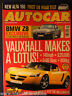 AUTOCAR Magazine 10th February 1999 BMW Z8