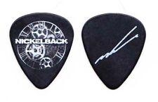 Nickelback Mike Kroeger Signature Black Guitar Pick - 2012 Tour
