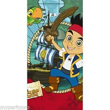 JAKE AND THE NEVER LAND PIRATES party supplies (PLASTIC TABLE COVER) FREE SHIP
