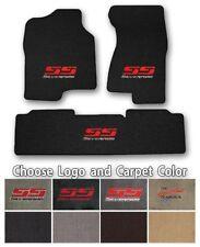 Chevy Silverado 3pc Classic Loop Carpet Floor Mats-Choice of Carpet Color & Logo