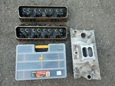 GM 5.7L 350 Vortec Heads Intake Package