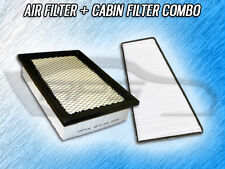 AIR FILTER CABIN FILTER COMBO FOR 2001 2002 2003 2004 2005 2006 2007 FORD TAURUS