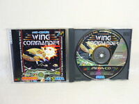 WING COMMANDER Mega CD Sega Import JAPAN Video Game mcd