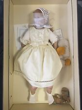 "HEIDI PLUSCZOK 2002 - ""ANNABELL"" NEW in BOX - Zapf Creation"