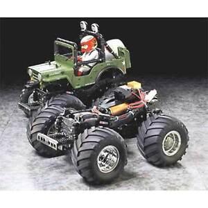 Tamiya America Inc 1/10 Wild Willy 2000 2 Wheel Drive Buggy Kit