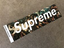Supreme F//W 2016 Undercover Box Logo Sticker Laptop Decal Set of 7