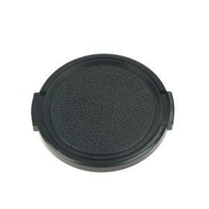 55mm Plastic Snap On Front Lens Cap Cover For SLR DSLR Camera DV Leica Sony H ar