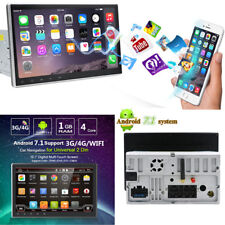 10.1 inch 1080P Wifi Auto Car In-dash Stereo Radio Video Player Kit Android 7.1