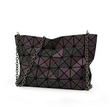 Women Shoulder Bag Holographic Bags Color Changeable Messenger Satchel Tote New