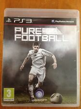 Pure Football. PlayStation 3. PS3