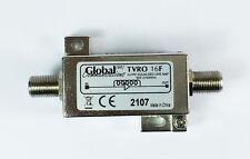 Global Communication's TVRO16F Line Amplifier Slope Equalised UK Seller