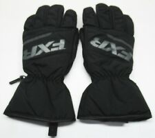 FXR Racing Women's Black Octane Gloves - 190824-1000-10