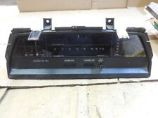 Instrument Speedometer Cluster 457000-6330 Fits Subaru GL Series 1986 - 1990
