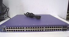Extreme Networks Summit X460-48p 48 ports 16404 Rack Mount Switch Aggregation