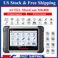 Autel MaxiSYS MK808 MX808 OBD2 Diagnostic Scanner All System Tablet ABS SRS DPF