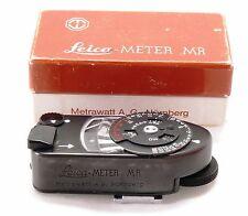 Leica Leicameter MR4 black boxed EXC+