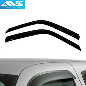 AVS 92099 2pc Window Vent Visor Rain Guards for Blazer / C/K Pickup / Suburban