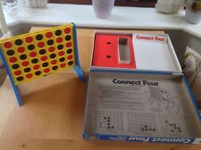 Vintage Connect Four Game By MB - Complete