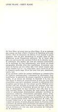 RESTANY Pierre, Livre blanc. Objet blanc. Milano, Galleria Apollinaire 1969