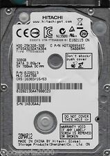 "HGST Hitachi HTS543232A7A384 320GB HDD: Z5K320-320 P/N: 0J28213 MLC: DA4788 2.5"""