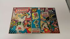 Justice League of America #21 (1963), G, Silver Age Comic Lot, keys