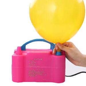 Electric Portable Air Pump Balloon Blowing Machine Air Pump