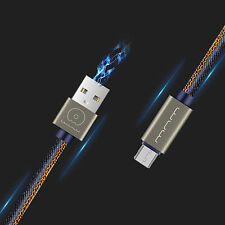 2M PREMIUM SPEED Spezial KABEL Datenkabel Micro USB Nylon Tablet SAMSUNG S7 edge