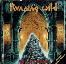 Running Wild - Pile Of Skulls CD - Noise Records N.CD.006UX