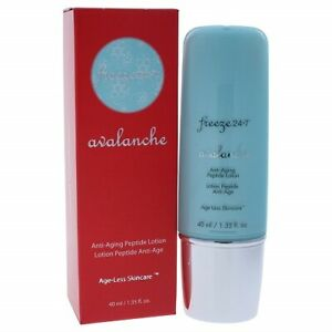 Freeze 24-7 Avalanche Anti Aging Peptide Lotion, 1.35 oz