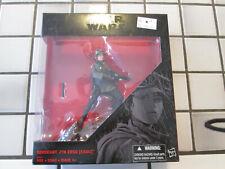Star Wars Black Series Sergeant JYN ERSO action figure //