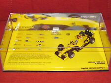 Jordan Ford EJ14 N. Heidfeld 2004 commemorative box 1:43 Minichamps