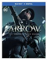 ARROW THE COMPLETE FIFTH SEASON(BLU-RAY+DIGITAL HD)BRAND NEW