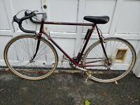 vintage motobecane bicycle modele vitus depose