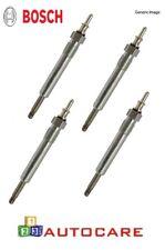 X4 Bosch 0250202023 GLP 023 Glow Plugs For Chrysler voyager, Dodge Caravan