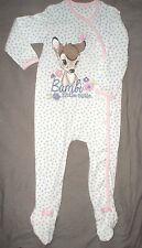 pyjama coton disney bambi taille 9-12 mois neuf  sans etiquette