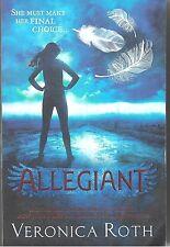 Allegiant: 3/3 (Divergent) Paperback